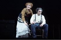 'SWEENEY TODD' (Sondheim/Wheeler/Bond - director: Harold Prince)~Sheila Hancock (Mrs Lovett), Denis Quilley (Sweeney Todd)~Theatre Royal, Drury Lane / London WC2                02/07/1980