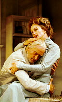 LONG DAY'S JOURNEY INTO NIGHT by Eugene O'Neill director: Robin Phillips  ~Charles Dance (James Tyrone), Jessica Lange (Mary Tyrone)~Lyric Theatre, London W1 21/11/2000~(c) Donald Cooper/Photostage...