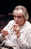 'LONG DAY'S JOURNEY INTO NIGHT' (O'Neill - director: Jonathan Miller)~Jack Lemmon (James Tyrone)~Theatre Royal Haymarket, London  SW1      1986