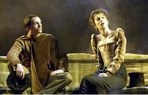 'MAN AND SUPERMAN' (G B Shaw   director: Peter Hall)~Will Keen (Don Juan), Rebecca Hall (Dona Ana)~Theatre Royal Bath             20/07/2004