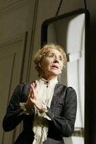 'THE MASTER BUILDER' (Ibsen - director: Anthony Page)~Sue Johnston (Aline Solness)~Albery Theatre, London WC2                  18/06/2003