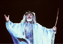 KING LEAR  by Shakespeare  set design: Yukio Horio  costumes: Lily Komine  lighting: Tamotsu Harada  fights: Masahiro Kunii  movement: Suketaro Hanayagi  director: Yukio Ninagawa <br>~Nigel Hawthorne...