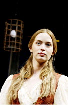 'ROMEO AND JULIET' (Shakespeare)~Emily Blunt (Juliet)~Chichester Festival Theatre, W.Sussex    27/08/2002