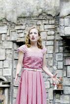 'ROMEO AND JULIET' (Shakespeare)~Laura Main (Juliet)~Open Air Theatre/Regent's Park, London NW1      05/06/2002