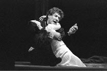 ROMEO AND JULIET by Shakespeare design: Chris Dyer lighting: Clive Morris director: Trevor Nunn ~Ian McKellen (Romeo), Francesca Annis (Juliet) ~Royal Shakespeare Company (RSC), Royal Shakespeare Thea...