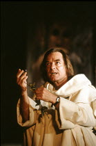 ROMEO AND JULIET by Shakespeare design: Alison Chitty lighting: Jean Kalman director: David Leveaux ~Robert Langdon Lloyd (Friar Lawrence)~Royal Shakespeare Company (RSC), Royal Shakespeare Theatre, S...