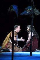 'AIDA' (Verdi)~John Keyes (Radames), Tamsin Dives (Aida)~Royal Albert Hall, London  23/02/2001