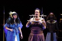 'AIDA' (Verdi)~Renata Skarelyte (Amneris), John Keyes (Radames)~Royal Albert Hall, London  23/02/2001