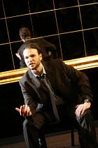 BASH, LATTERDAY PLAYS   by Neil LaBute   director: Tamara Harvey <br> ,^Iphigenia in Orem^: David Sturzaker (Young Man),Trafalgar Studio 2, London SW1                      11/01/2007,