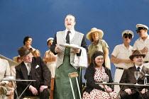 THE ELIXIR OF LOVE (L^ELISIR D^AMORE)   by Donizetti   conductor: Tecwyn Evans   director: Daniel Slater<br>,Andrew Kennedy (Nemorino),Opera North / Leeds, England      26/01/2007,