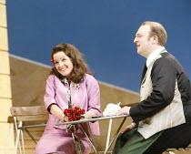 THE ELIXIR OF LOVE (L^ELISIR D^AMORE)   by Donizetti   conductor: Tecwyn Evans   director: Daniel Slater<br>,Anna Ryberg (Adina), Andrew Kennedy (Nemorino),Opera North / Leeds, England      26/01/2007...