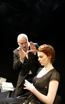 PRODUCT: WORLD REMIX   by Mark Ravenhill   director: Lucy Morrison <br>,Mark Ravenhill, Jo Lobban,Paines Plough / Bush Theatre, London W12                11/01/2007              ,