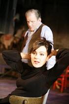 UNCLE VANYA   by Chekhov   adapted by David Mamet   director: Hugh Fraser <br>,Rachael Stirling (Yelena), Colin Stinton (Vanya),Wilton^s Music Hall, London E1                        26/01/2007,