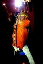'UTTAR PRIYADARSHI' Robindro (Bhikshu) Chorus Repertory Theatre of Manipur/BITE:01  Barbican Theatre, London EC1  26/09/2001