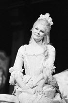 'THE WAY OF THE WORLD' (Congreve - director: John Barton   design: Maria Bjornson),Judi Dench (Millamant),Royal Shakespeare Company / Aldwych Theatre, London WC2                       27/02/1978     ,