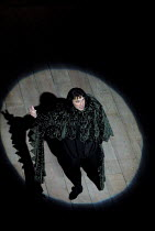 JUBILEE  by Peter Barnes  design: Robert Jones  lighting: Tim Mitchell  fights: Terry King  director: Gregory Doran <br>~as Richard III: Nicholas Woodeson (David Garrick)~Royal Shakespeare Company (RS...