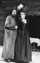 THE TAMING OF THE SHREW   by Shakespeare - director: Barry Kyle,Alun Armstrong (Petruchio), Sinead Cusack (Katherina),Royal Shakespeare Company / Royal Shakespeare Theatre, Stratford-upon-Avon     07/...