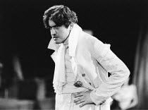 THE TAMING OF THE SHREW   by Shakespeare - director: Di Trevis <br>~Alfred Molina (Petruchio) ~Royal Shakespeare Company (RSC), Regional Tour 1985/86~(c) Donald Cooper/Photostage   photos@photostage.c...