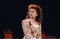THE TAMING OF THE SHREW   by Shakespeare - director: Di Trevis <br>~Sian Thomas (Katharina),~Royal Shakespeare Company (RSC), Regional Tour 1985/86~(c) Donald Cooper/Photostage   photos@photostage.co....