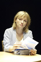 'PRIVATE FEARS IN PUBLIC PLACES' (written & directed by Alan Ayckbourn)~Melanie Gutteridge (Nicola)~Stephen Joseph Theatre / Scarborough, England           17/08/2004