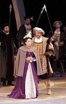 'ANNA BOLENA' (Donizetti - conductor: Alexander Ingram   director: Tom Hawkes   design: Peter Rice),Hannah Francis (Anna Bolena/Anne Boleyn), Charles Johnston (Enrico VIII/Henry VIII),Festival of Musi...