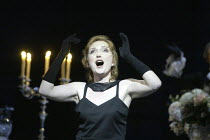 'ARIADNE AUF NAXOS' (Richard Strauss   conductor: Colin Davis   director: Christof Loy)~Anne Schwanewilms (Primadonna/Ariadne)~The Royal Opera / Covent Garden   London WC2        22/06/2004