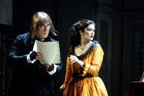 'IL BARBIERE DI SIVIGLIA' (Rossini)~Bruce Ford (Count Almaviva), Jennifer Larmore (Rosina)~The Royal Opera / Covent Garden, London WC2     02/1993