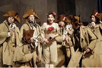 'LA CENERENTOLA' (Rossini - conductor: Vladimir Jurowski   director: Peter Hall),Lucia Cirillo (Tisbe),Glyndebourne Festival Opera / East Sussex, England   19/05/2005,