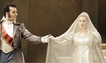 'LA CENERENTOLA' (Rossini - conductor: Vladimir Jurowski   director: Peter Hall),Simone Alberghini (Dandini), Ruxandra Donose (Angelina/Cenerentola),Glyndebourne Festival Opera / East Sussex, England...