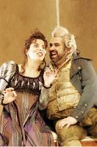 'LA CENERENTOLA' (Rossini - conductor: Vladimir Jurowski   director: Peter Hall),Lucia Cirillo (Tisbe), Luciano Di Pasquale (Don Magnifico),Glyndebourne Festival Opera / East Sussex, England   19/05/2...