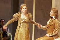 'LA CENERENTOLA' (Rossini - conductor: Vladimir Jurowski   director: Peter Hall),Ruxandra Donose (Angelina/Cenerentola), Maxim Mironov (Don Ramiro),Glyndebourne Festival Opera / East Sussex, England...