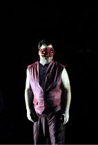 DON GIOVANNI  music: Mozart  libretto: da Ponte  conductor: Colin Davis  design: Maria Bjornson  lighting: Paul Pyant  director: Francesca Zambello ~Bryn Terfel (Don Giovanni)~The Royal Opera, Covent...