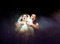 DON GIOVANNI  music: Mozart  libretto: da Ponte  conductor: Colin Davis  design: Maria Bjornson  lighting: Paul Pyant  director: Francesca Zambello ~Melanie Diener (Donna Elvira), Bryn Terfel (Don Gio...