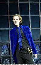 'DON GIOVANNI' (Mozart - director: Francesca Zambello   design: Maria Bjrnson   lighting: Paul Pyant)~Act II: Ian Bostridge (Don Ottavio)~The Royal Opera / Covent Garden, London WC2           12/09/20...