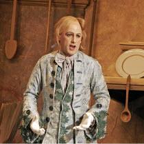 'DON PASQUALE' (Donizetti - conductor: Bruno Campanella   director: Jonathan Miller),Juan Diego Florez (Ernesto),The Royal Opera / Covent Garden   London WC2         27/11/2004,