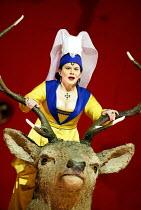 'FALSTAFF' (Verdi)~Soile Isokoski (Mrs Alice Ford))~The Royal Opera / Covent Garden, London WC2            11/02/2003