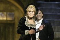 'FAUST' (Gounod - conductor: Antonio Pappano   director: David McVicar),Angela Gheorghiu (Marguerite), Roberto Alagna (Faust),The Royal Opera / Covent Garden   London WC2         11/06/2004,