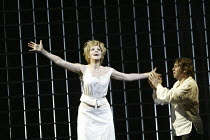 'FAUST' (Gounod - conductor: Antonio Pappano   director: David McVicar)~Act V - Faust visits Marguerite in prison: Angela Gheorghiu (Marguerite), Roberto Alagna (Faust)~The Royal Opera / Covent Garden...