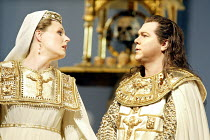 'LOHENGRIN' (Wagner)~Melanie Diener (Elsa), Robert Dean Smith (Lohengrin)~The Royal Opera / Covent Garden, London WC2           03/06/2003