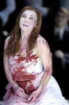 'LUCIA DI LAMMERMOOR' (Donizetti - conductor: Evelino Pido   director: Christof Loy)~Andrea Rost (Lucia)~The Royal Opera / Covent Garden, London WC2  29/11/2003