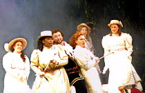 'THE PIRATES OF PENZANCE' (Gilbert & Sullivan)~James Cleverton (The Pirate King)~Savoy Theatre, London WC2  24/04/2001