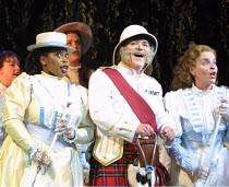 'THE PIRATES OF PENZANCE' (Gilbert & Sullivan)~Royce Mills (Major-General Stanley)~Savoy Theatre, London WC2  24/04/2001