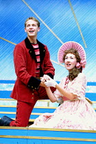 'THE PIRATES OF PENZANCE' (Gilbert & Sullivan)~Joshua Dallas (Frederic), Karen Evans (Mabel)~Open Air Theatre/Regent's Park, London NW1           29/08/2001