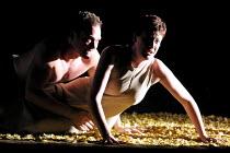 THE RAPE OF LUCRETIA  by Benjamin Britten~Christopher Maltman (Tarquinius), Sarah Connolly (Lucretia)~English National Opera (ENO), Aldeburgh Festival, Snape Maltings  08/06/2001 ~(c) Donald Cooper/Ph...