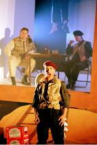 'RINALDO' (Handel)~Margriet van Reisen (Rinaldo)~Guildhall School of Music & Drama, London EC2         09 Nov.1999