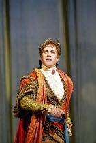 'SEMELE' (Handel)~Kurt Streit (Jupiter)~The Royal Opera / Covent Garden, London WC2          25/06/2003