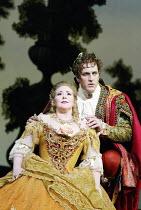 'SEMELE' (Handel)~Ruth Ann Swenson (Semele), Kurt Streit (Jupiter)~The Royal Opera / Covent Garden, London WC2          25/06/2003