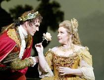'SEMELE' (Handel)~Kurt Streit (Jupiter), Ruth Ann Swenson (Semele)~The Royal Opera / Covent Garden, London WC2          25/06/2003