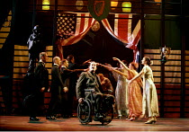 'THE SILVER TASSIE' (Turnage)~crippled Harry Heegan left out at the dance: Gerald Finley ~English National Opera  16/02/2000