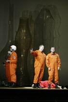 'THEODORA' (Handel - directors: Peter Sellars/Clare Whistler)~@ right, l-r: Stephen Wallace (Didymus), Paul Nilon (Septimus)~Glyndebourne Touring Opera                                           18/10/...